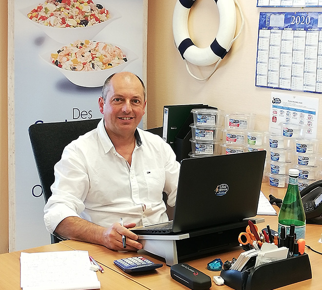 Responsable commecial - Jean-Yves